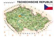 Tschechien Karten
