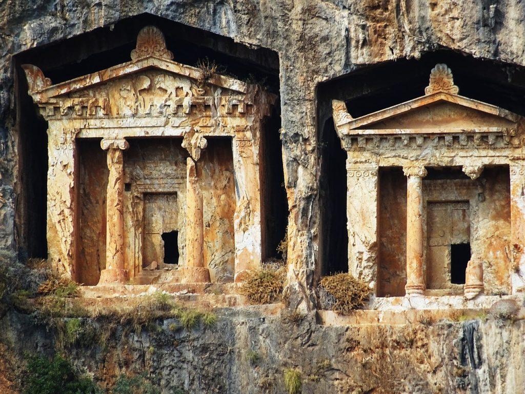 Türkei - Felsengraeber