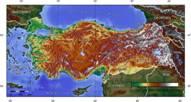 Türkei Karten