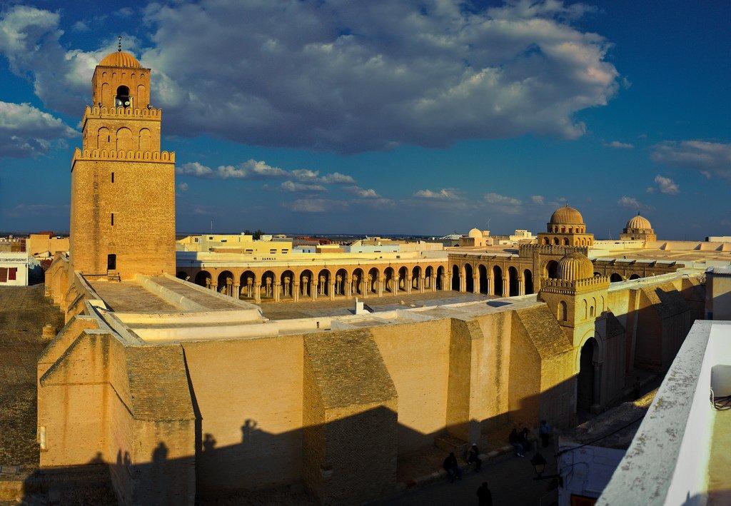 Tunesien Kairouan Große Moschee
