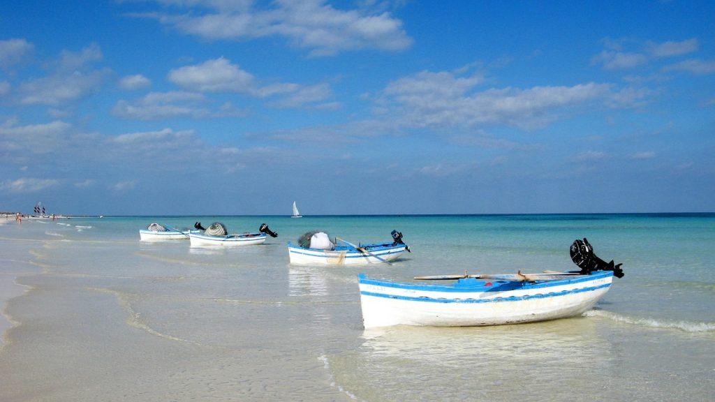 Tunesien - Strand