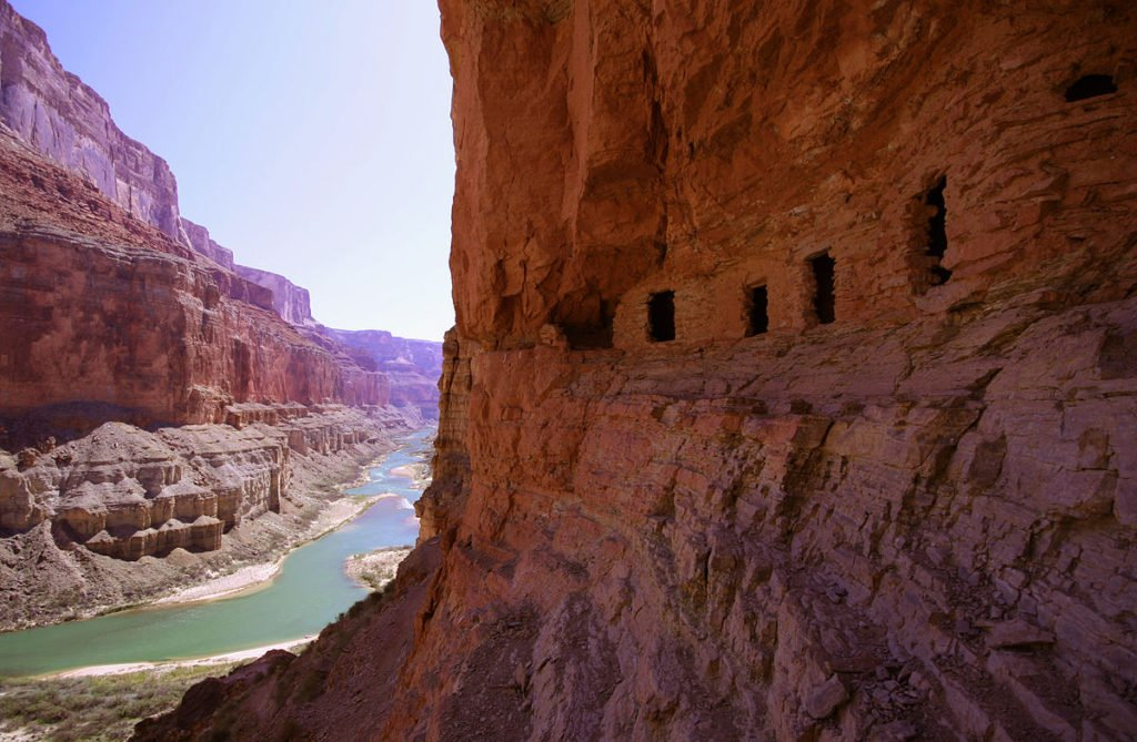 USA Arizona Grand Canyon Colorado River