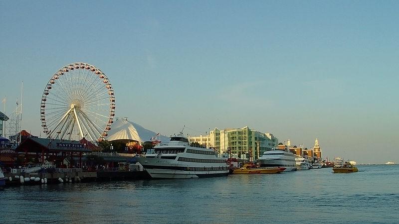 USA-Chicago _Navy_Pier
