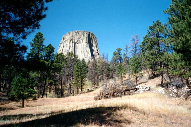 USA Devils Tower