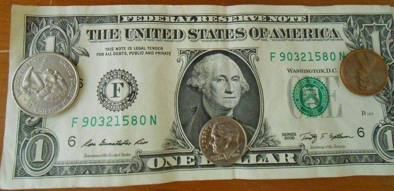 USA-Dollar