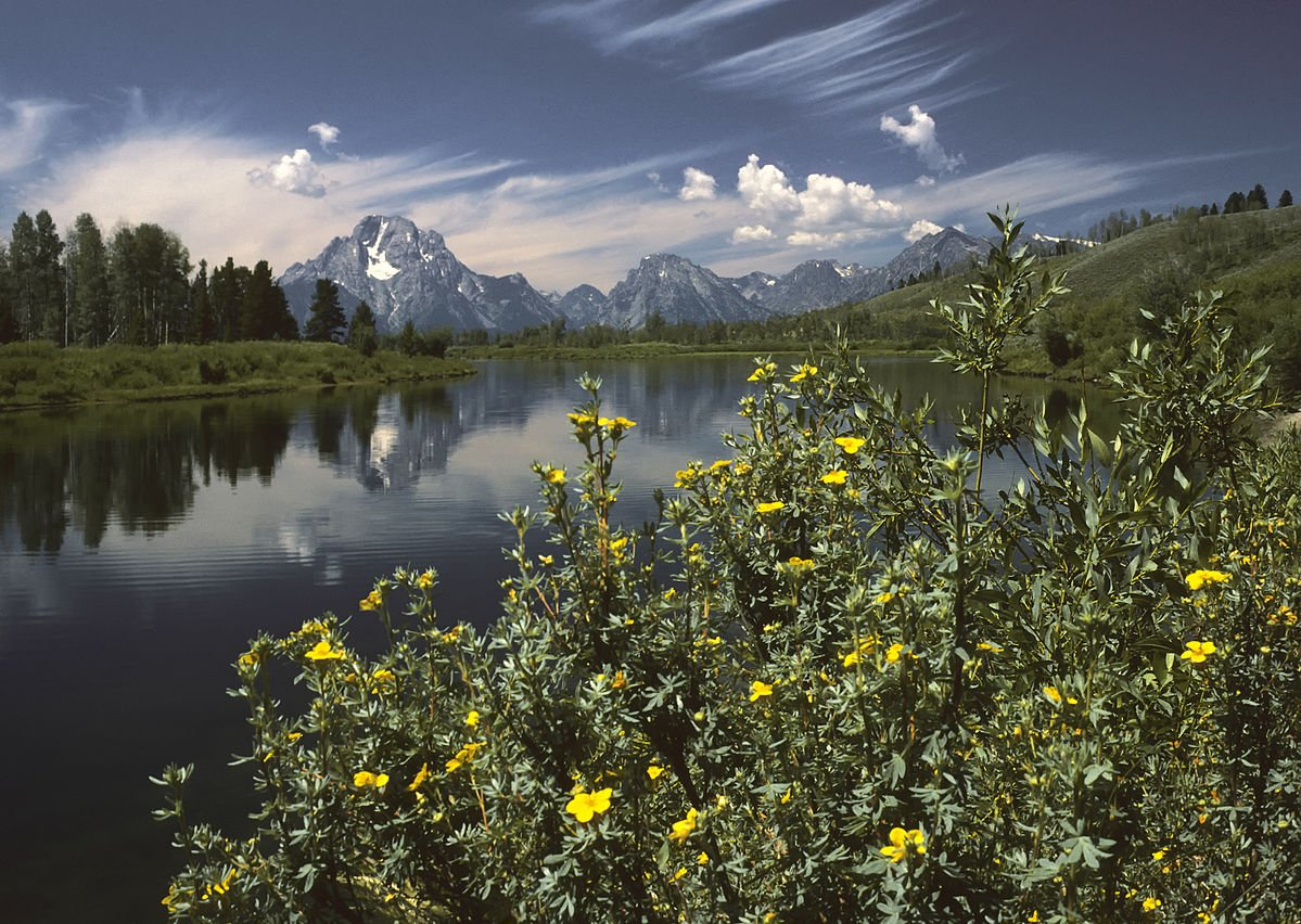 USA Grand Teton National Park