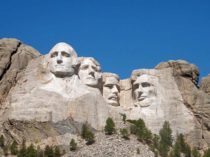 USA Mount RushmoreNational Memorial
