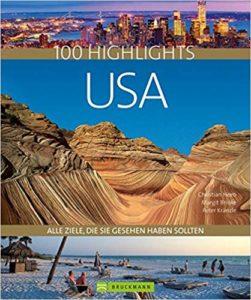 100 Highlights USA - Reiseführer