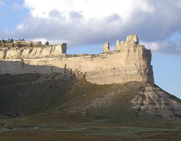 USA Scotts Bluff National Monument