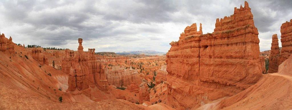 Utah Bryce Canyon - Thors Hammer