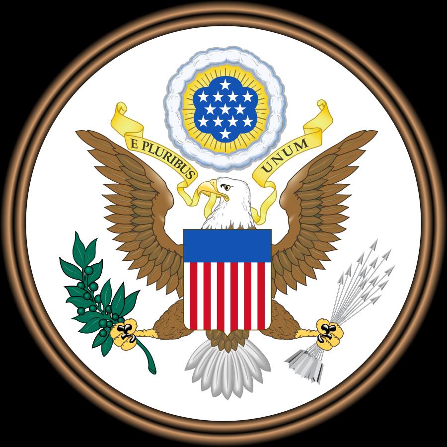 USA-Wappen