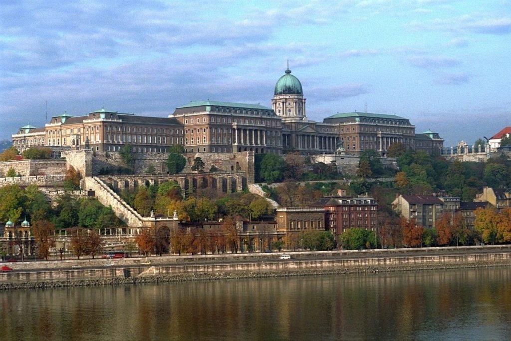 Budapest-Burgpalast