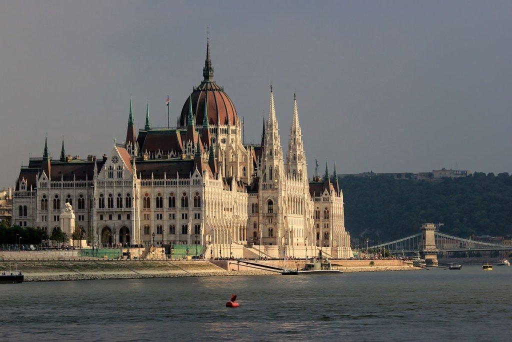Budapest-Parlamentsgebäude