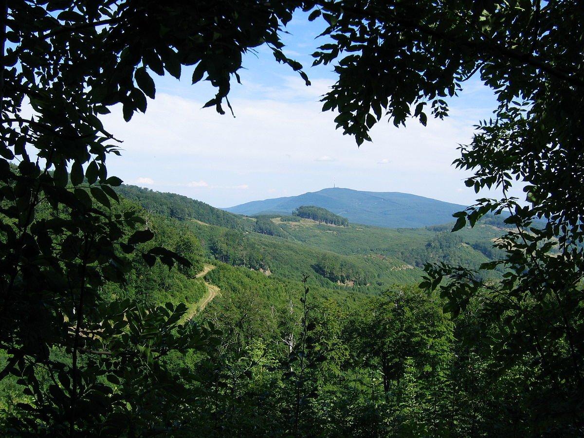 Matra Gebirge