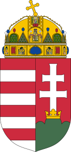 Ungarn-Wappen