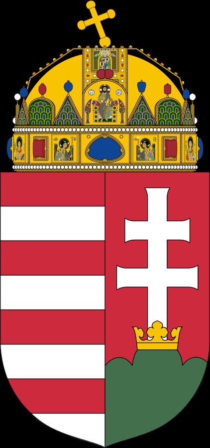 Ungarn-Wappen-WM-Thommy-Frei