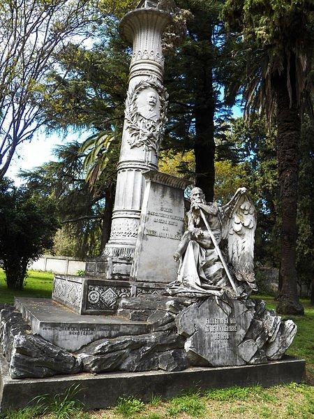 Uruguay - Paysandú - Friedhof