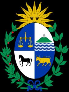 Uruguay-Wappen