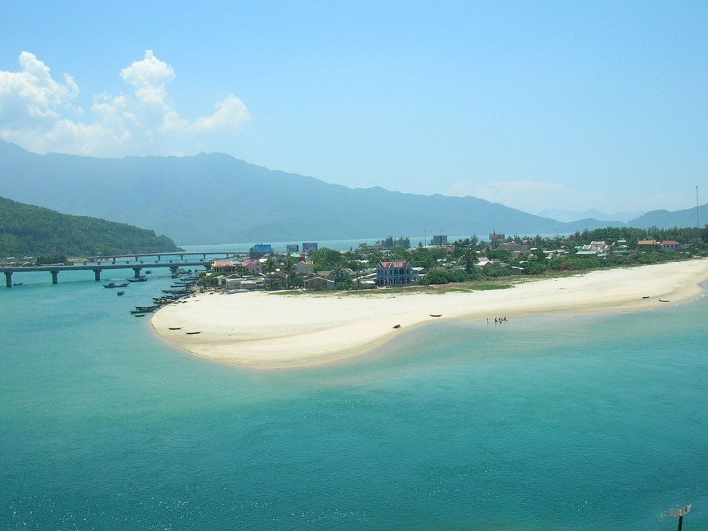 Vietnam Lang Co Strand
