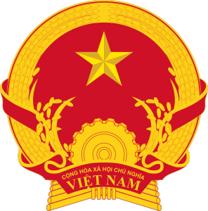 Vietnam Wappen