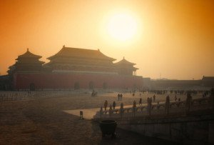 Forbidden City - Beijing / Peking / Pekin - China