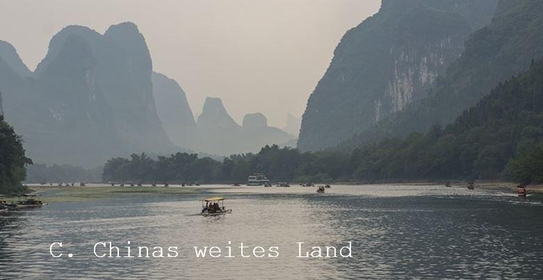 Li-Fluss Guilin