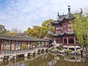 Jardin Yu Yuan Shanghai - China