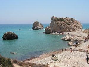 Zypern - Aphrodites Rock
