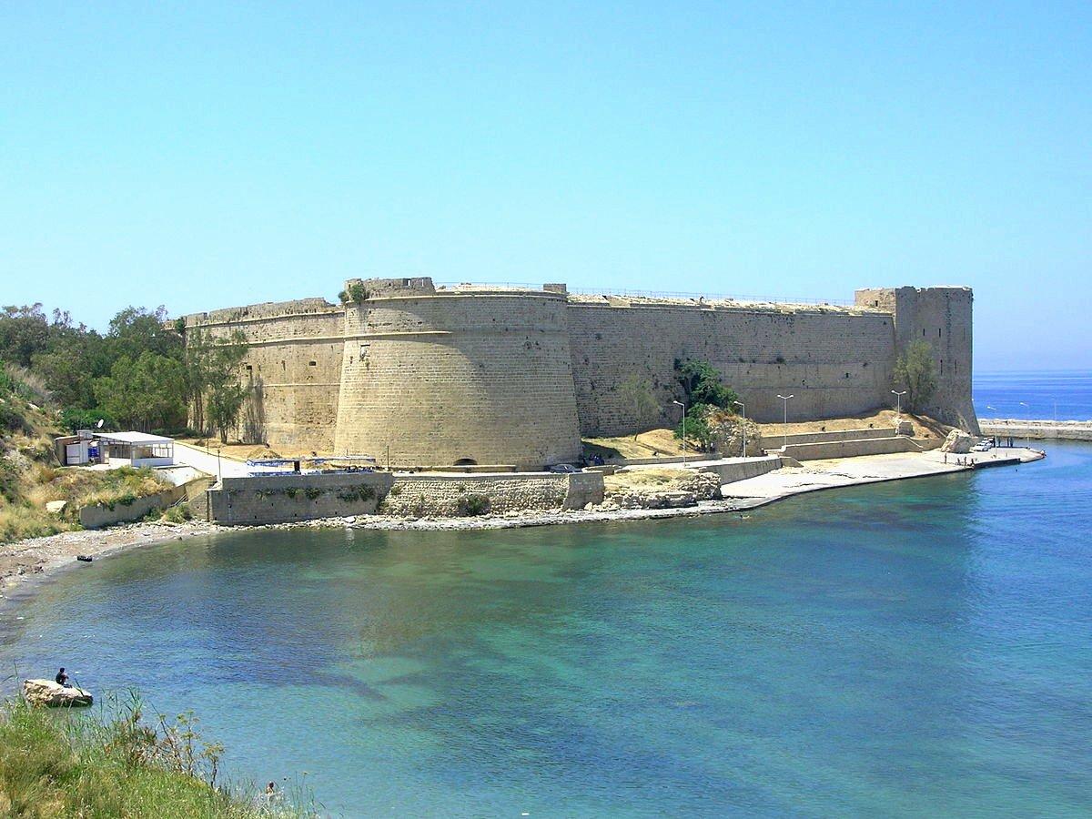 Zypern Festung Kyrenia