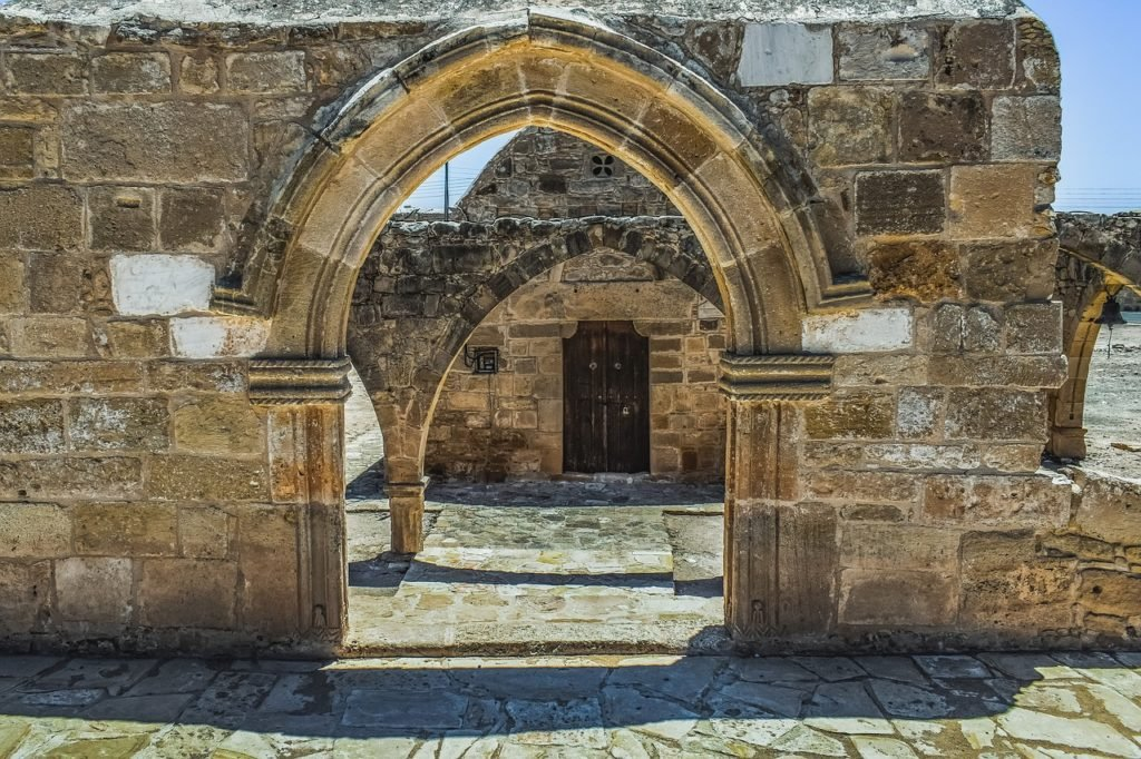 Zypern - Palepaphos - Kirche