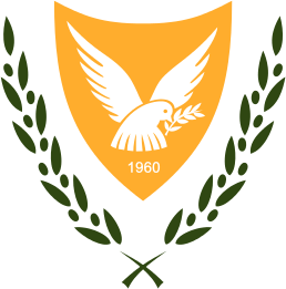 Zypern-Wappen