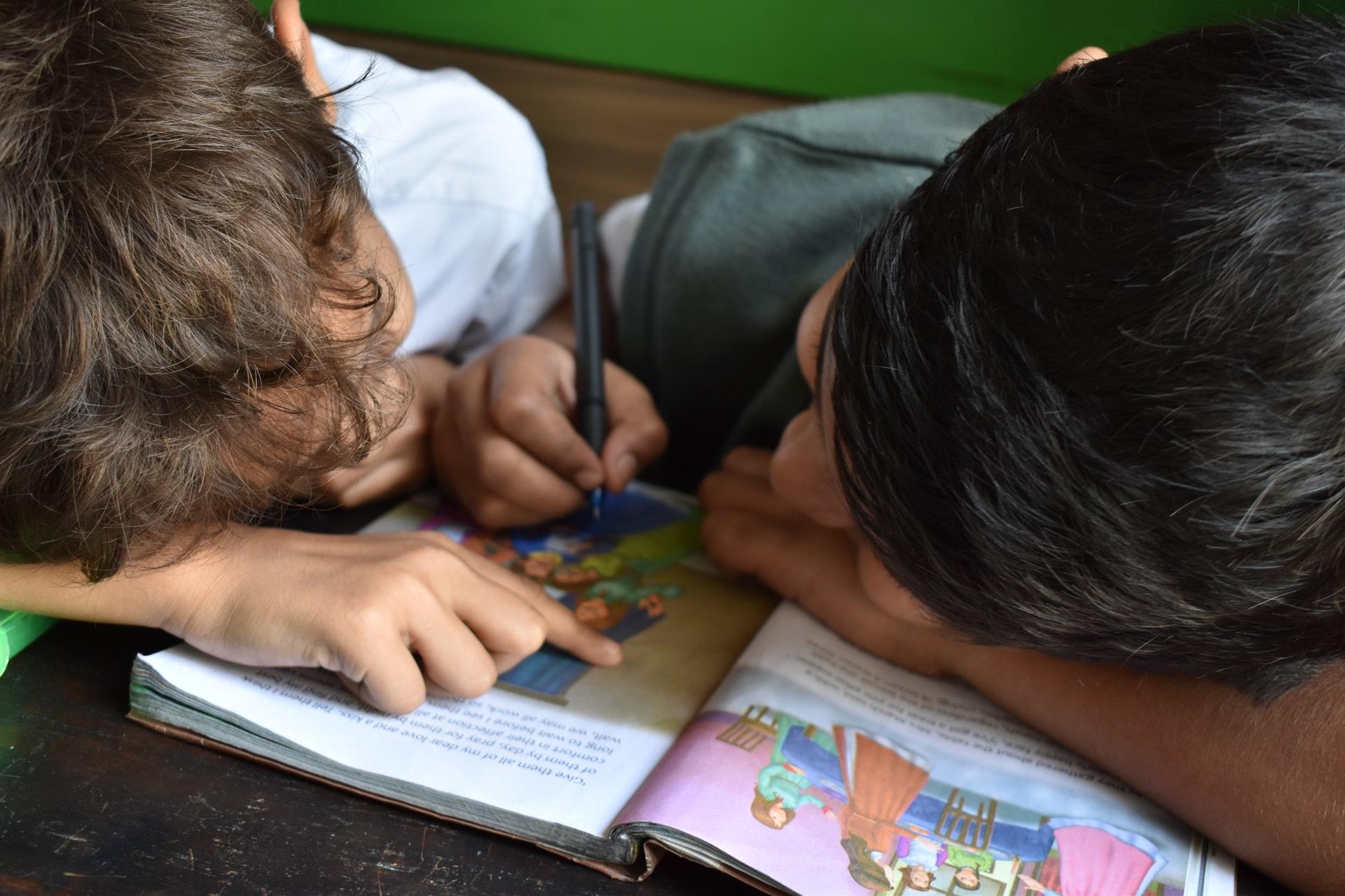 Kinder im Ausland großziehen