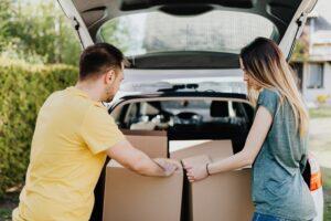 Auswandern mit Auto