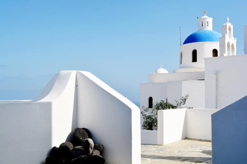 Crete Architecture Building
