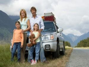 Auswandern mit Familie