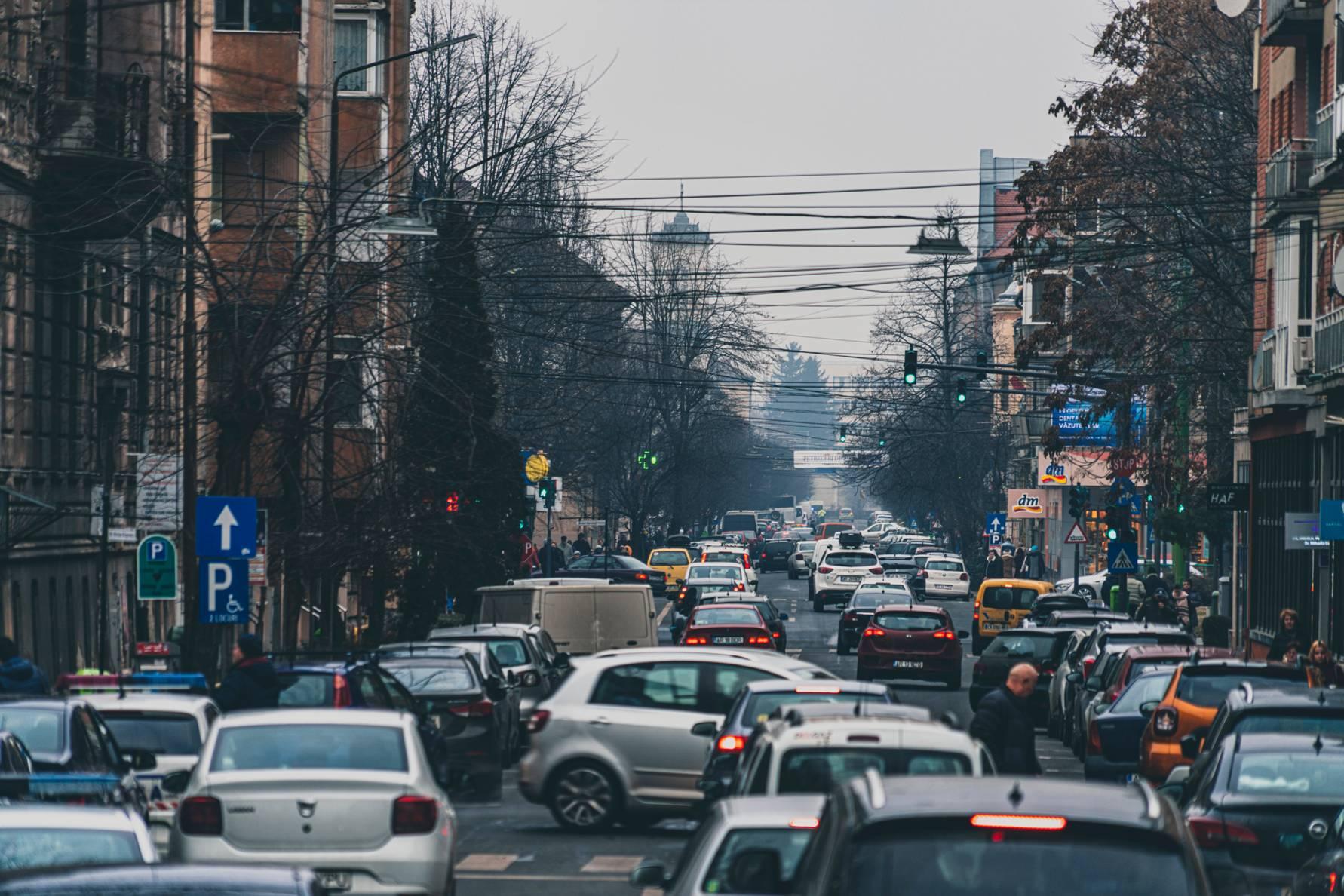 Aggressivität auf Europas Straßen